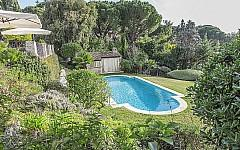Location villa Cannes - piscine