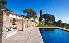 Villa contemporaine à vendre Super Cannes