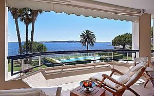 Location appartement Cannes Palm Beach